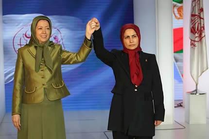انتخاب السيدة زهراء مريخي أمينا عاما جديد لمنظمة مجاهدي خلق الإيرانية