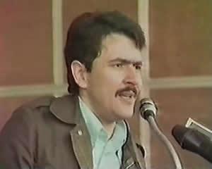 مسعود رجوى - امجديه