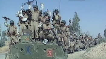 عمليات چلچراغ - تسخير شهر مهران